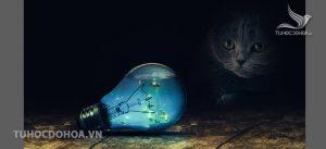 File bài tập thiết kế giấc mơ của mèo