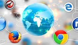 Trình duyệt Web là gì? Đặc điểm, Nguyên lý của Trình Duyệt Web
