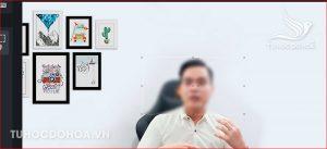 Những cách làm mờ video bằng camtasia