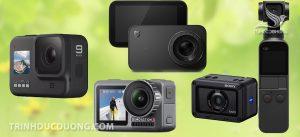Định nghĩa Action Camera là gì