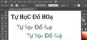 Lỗi font trong Illustrator là gì