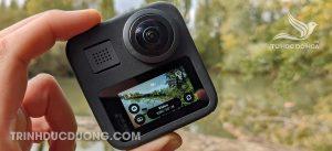 Các Dòng action camera - GoPro Max 360