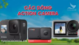 Các dòng Action camera - Top 10 Action Camera tốt nhất 2021