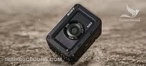 Dòng ACtion camera Sony DSC - RX0 II