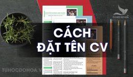 Cách đặt tên Cv - Hướng dẫn đặt tên file CV đúng chuẩn