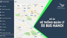 Đồ án Chương trình quản lý xe buýt (bus) - Báo cáo + Code