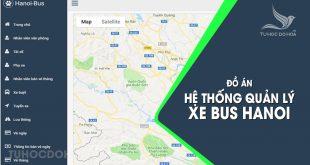 Đồ án Chương trình quản lý xe buýt