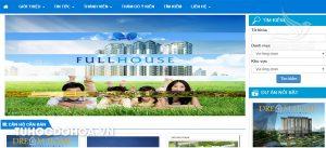 Tổng quan về Đồ án Phần mềm quản lý thông tin bất động sản