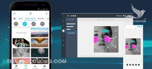 Desygner - Phần mềm thiết kế đồ họa trên điện thoại theo mẫu có sẵn