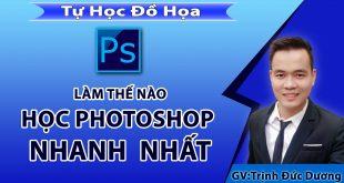 Làm thế nào để bạn giỏi photoshop