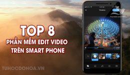 Những phần mềm dựng phim trên điện thoại tốt nhất- Top 8