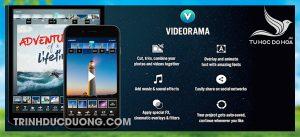 Videorama Video Editor - Phần mềm chỉnh sửa video miễn phí